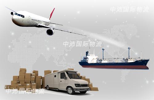 上海国际物流专线
