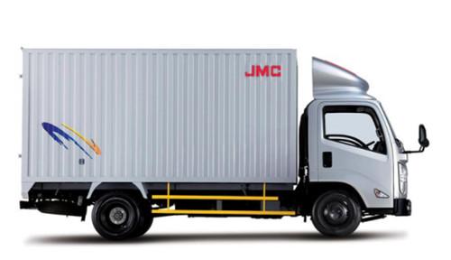 高端轻卡汽车助攻城市物流,江铃凯锐800全程护航