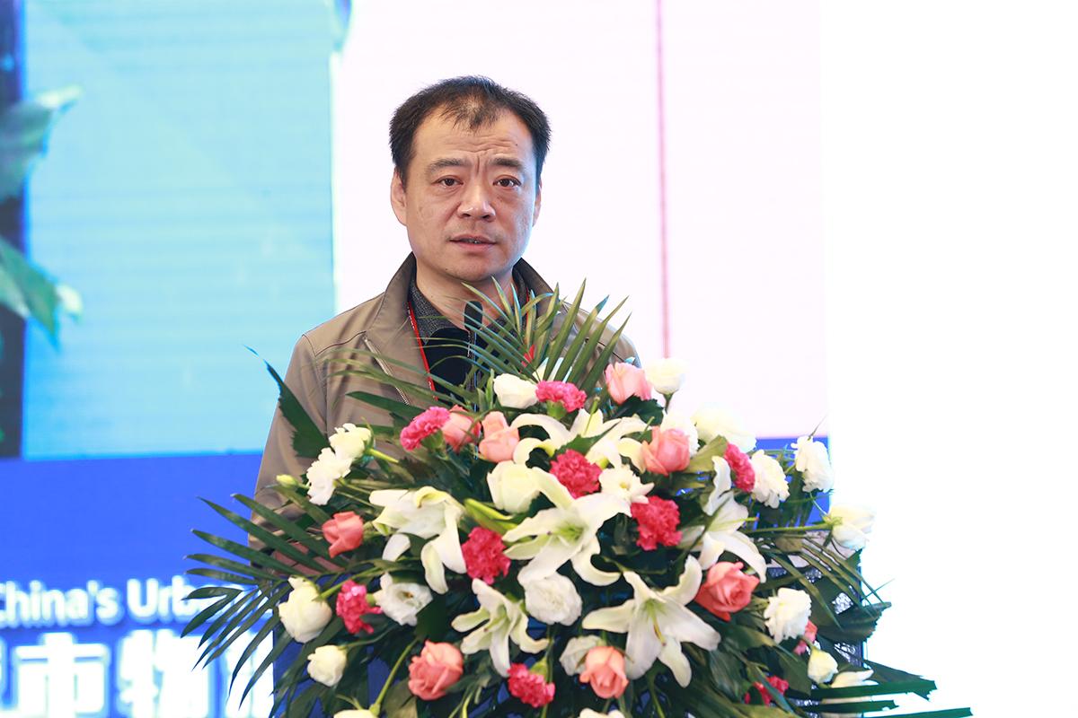 国家邮政局政策法规司 副巡视员李永松:邮政行业发展情况介绍