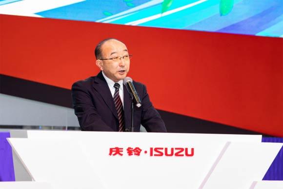 庆铃汽车股份有限公司副董事长、总经理林修一