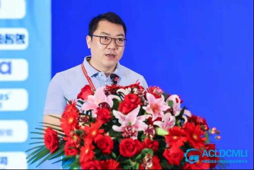 交通规划研究院、城市交通与现代物流研究所副所长李� 发表主旨演讲